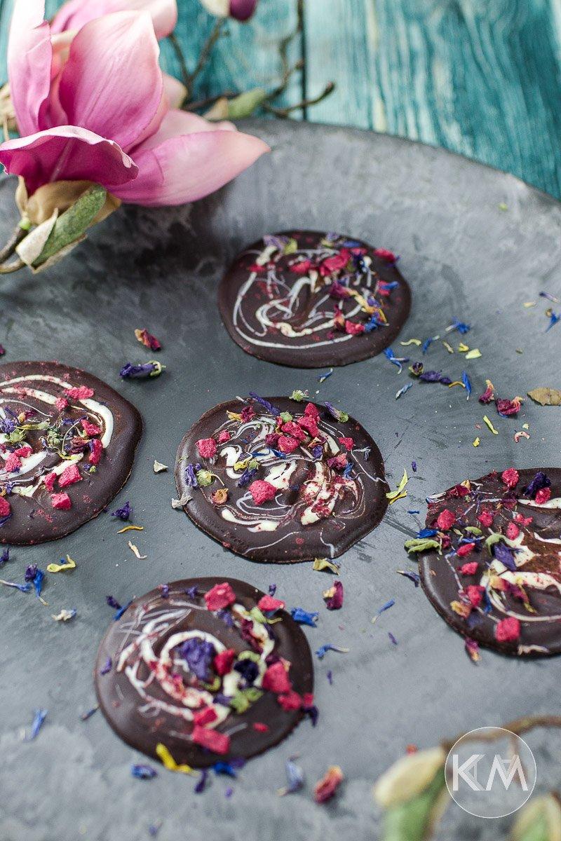 Gesunde Schokolade ganz einfach selbst gemacht