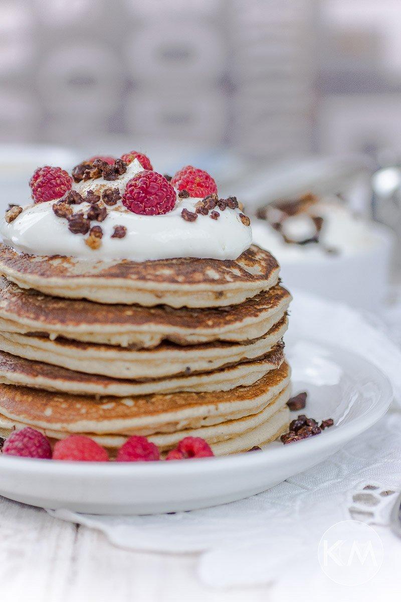 Protein Pancakes ohne Mehl