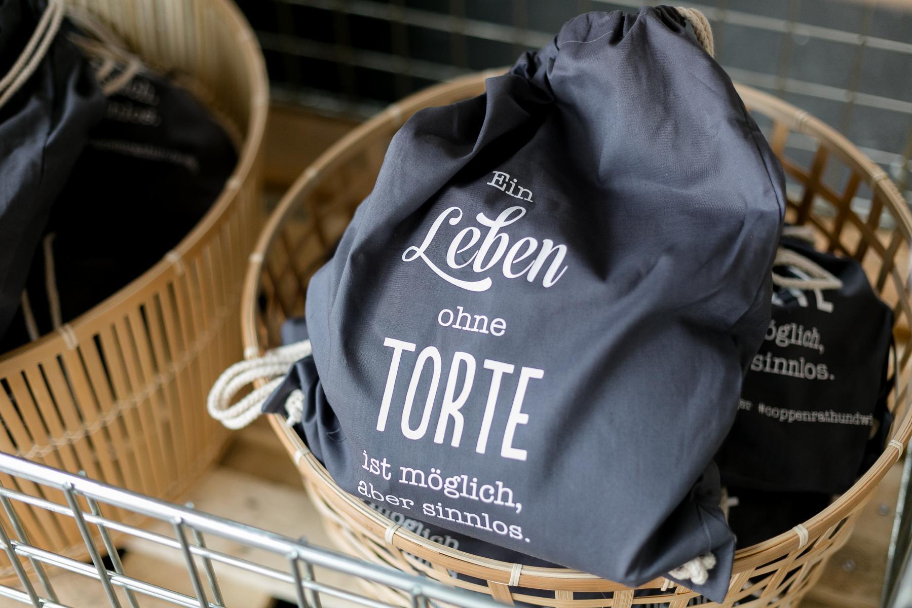 Ein Tortenworkshop in Hamburg