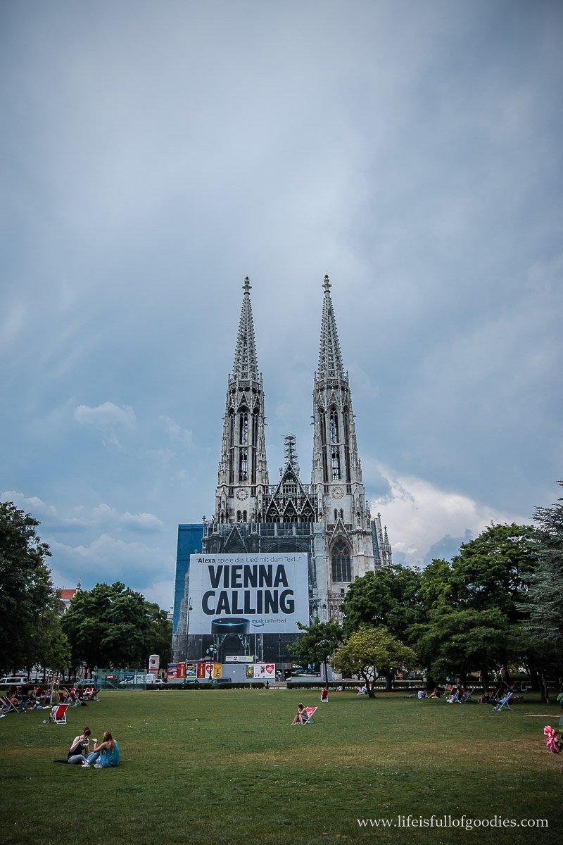 Ein Kurztrip nach Wien