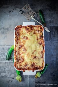 Zucchini Lasagne – vegetarisch
