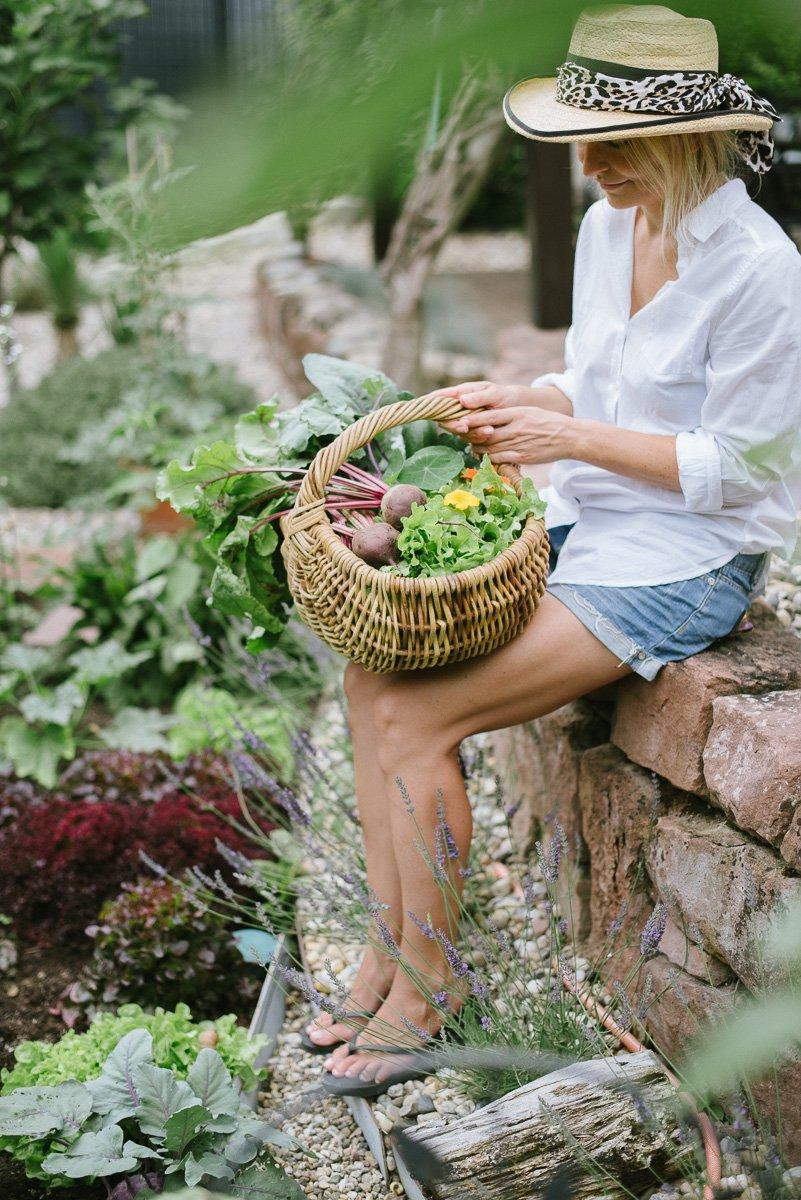 Ein Blick in meinen Gemüsegarten - Teil II
