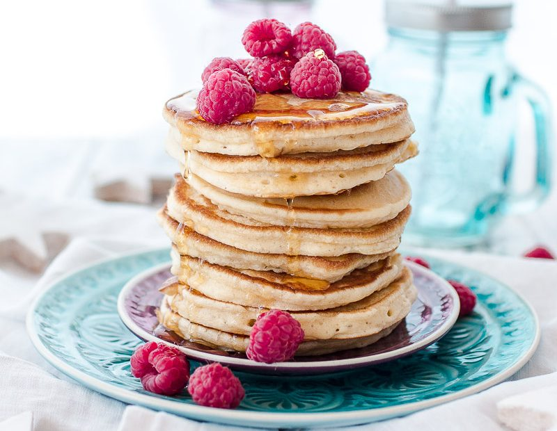 Pancakes – ganz klassisch