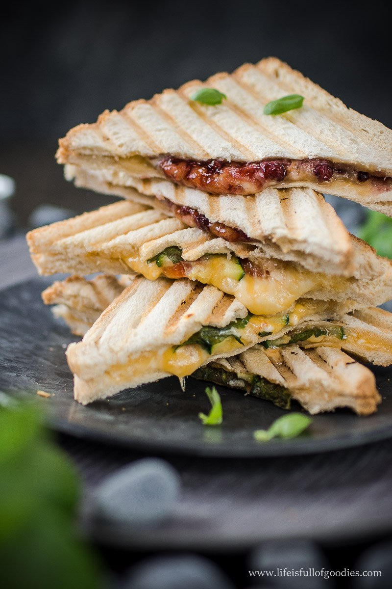 Grilled Cheese Sandwiches – süß und herzhaft