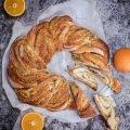 Orangen-Nusskranz