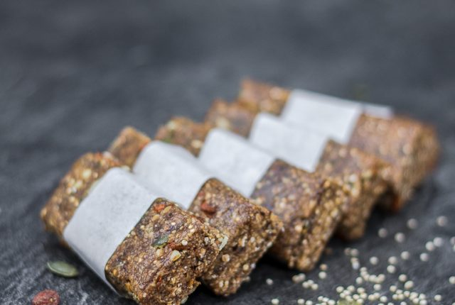 Superfood Quinoa Riegel