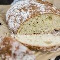 Zucchinibrot - außen knusprig und innen saftig
