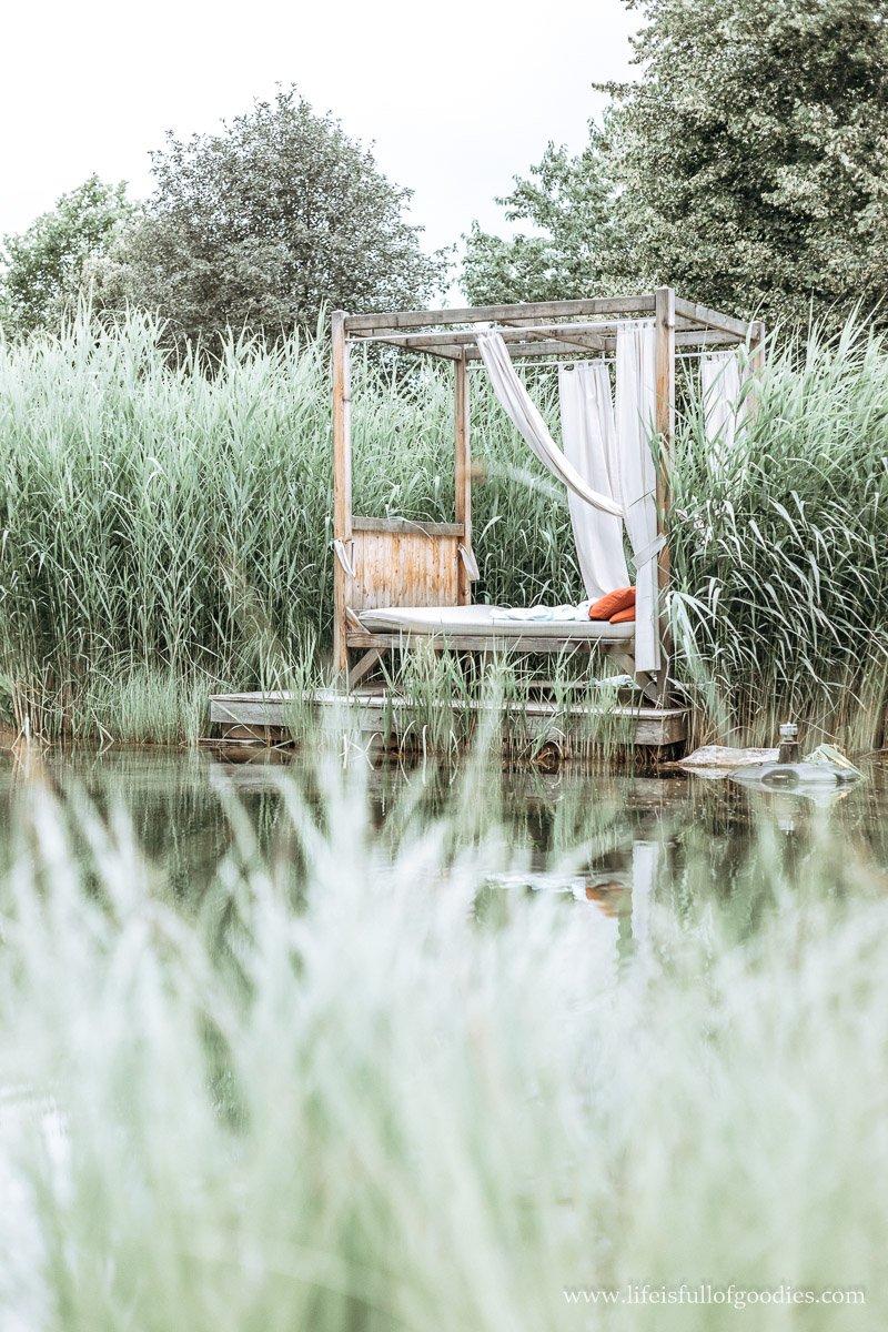 Der erste Urlaub mit Baby - im Naturhotel Forstguthof