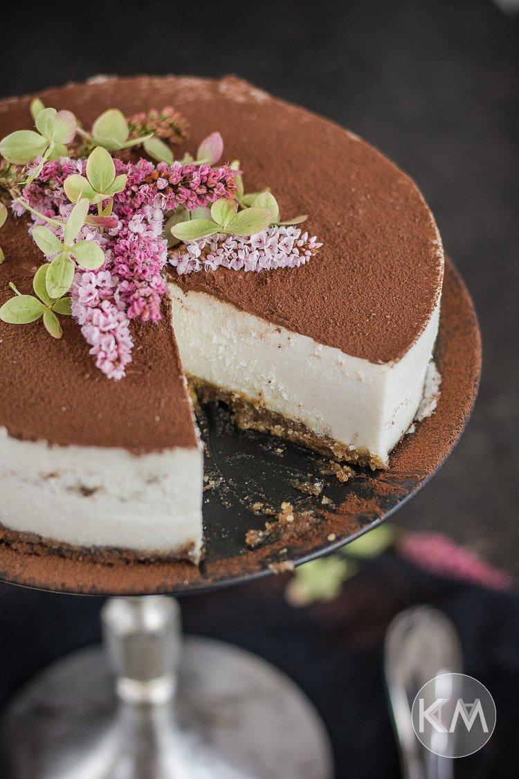 Coconut Cream Törtchen - vegan, glutenfrei und ohne Raffinadezucker