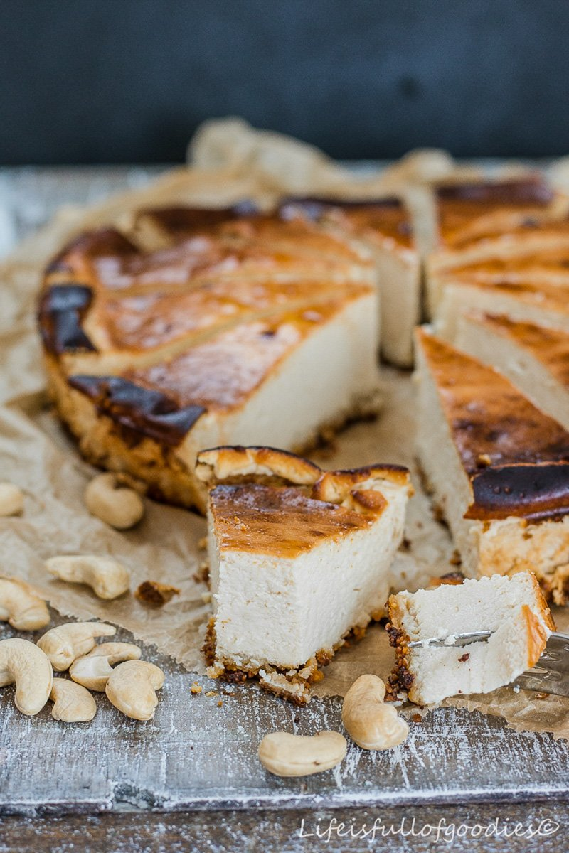 Protein Cheesecake