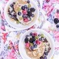 Pancakes drei Mal anders