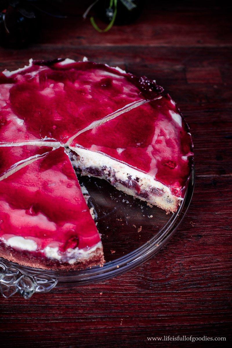 Rotkäppchenkuchen ohne Schokoteig