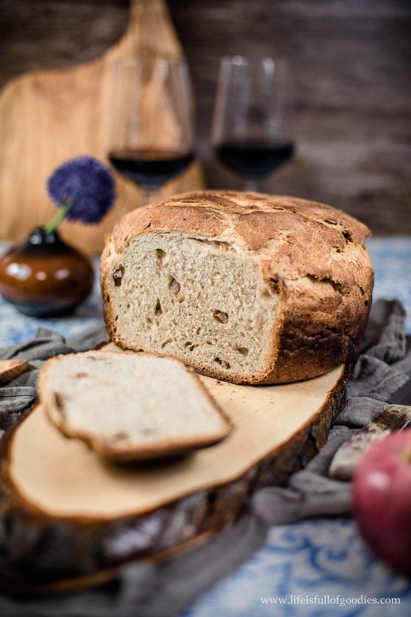 Herzhafte Brottorte