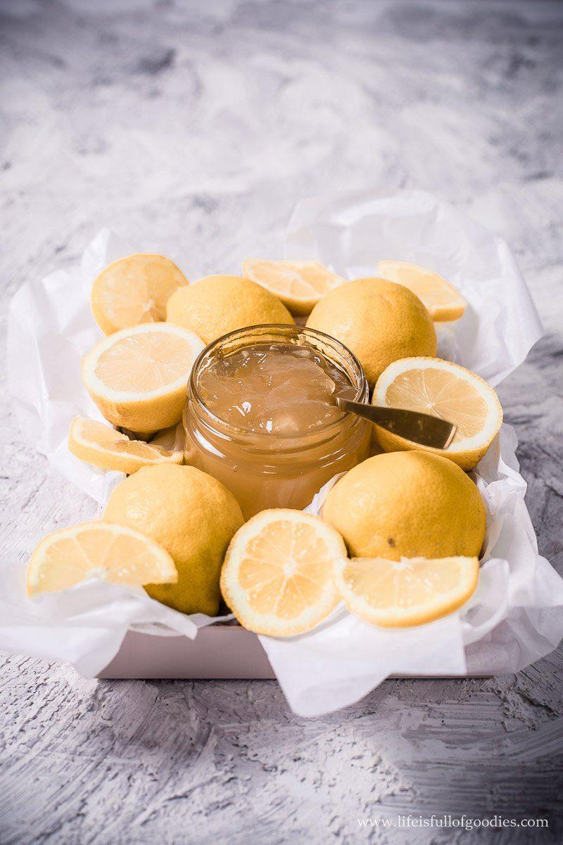 Zitronengelee - das Beste!