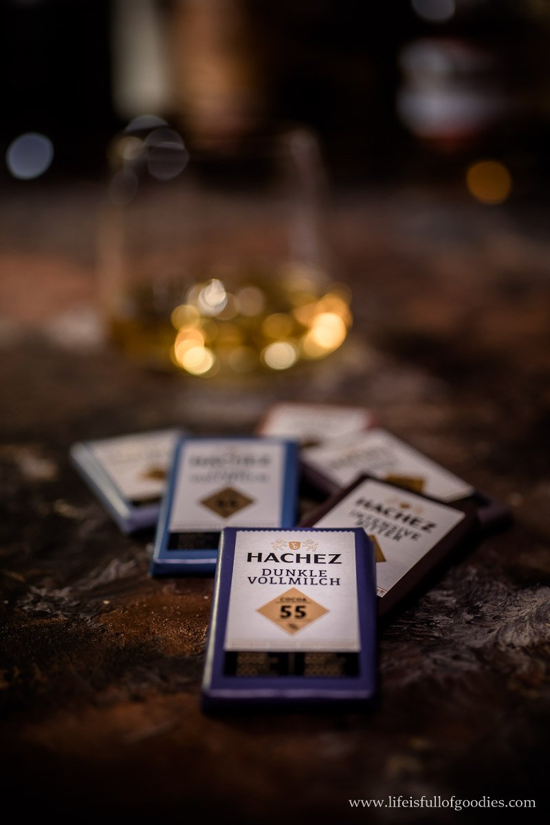 Schokolade und Whisky
