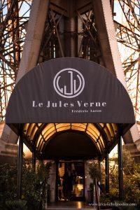 Ein Abend mit Salz – im Le Jules Verne im Eiffelturm in Paris