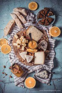 Orangen Senf Marmelade – zur Käseplatte, als Beilage zu Fisch und Fleisch, zum Kochen oder zum Verfeinern