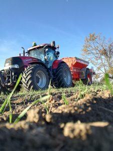 Moderne Landwirtschaft hautnah – ein Interview mit Phillip Krainbring