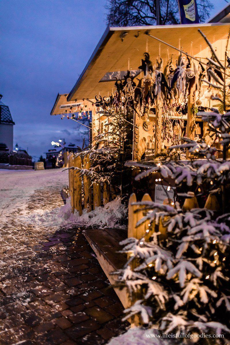Südtirol zur Weihnachtszeit - Ritten und Sarnthein im Sarntal