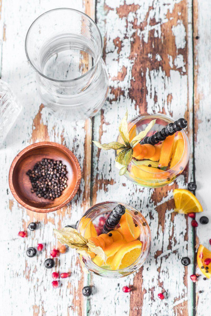 Tipps für fruchtig frisch gepimptes Trinkwasser