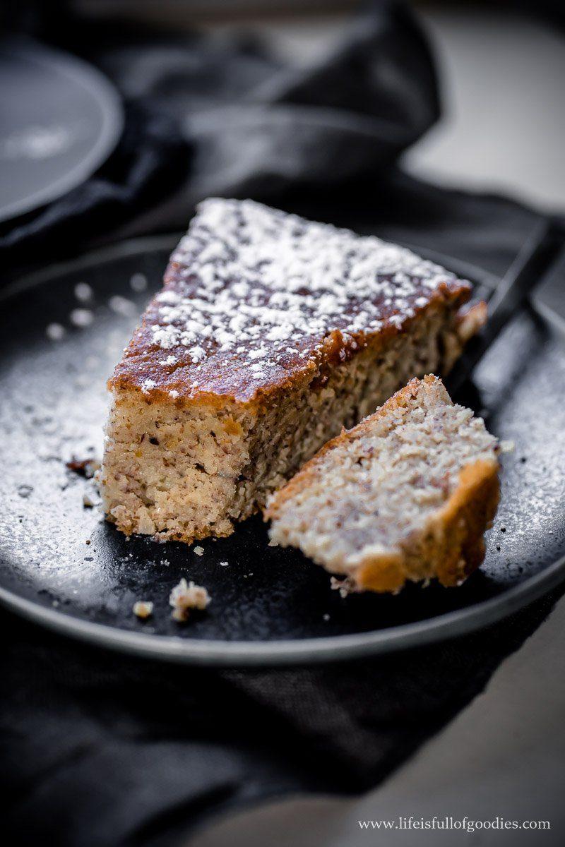 Mandel Frischkäse Kuchen ohne Mehl