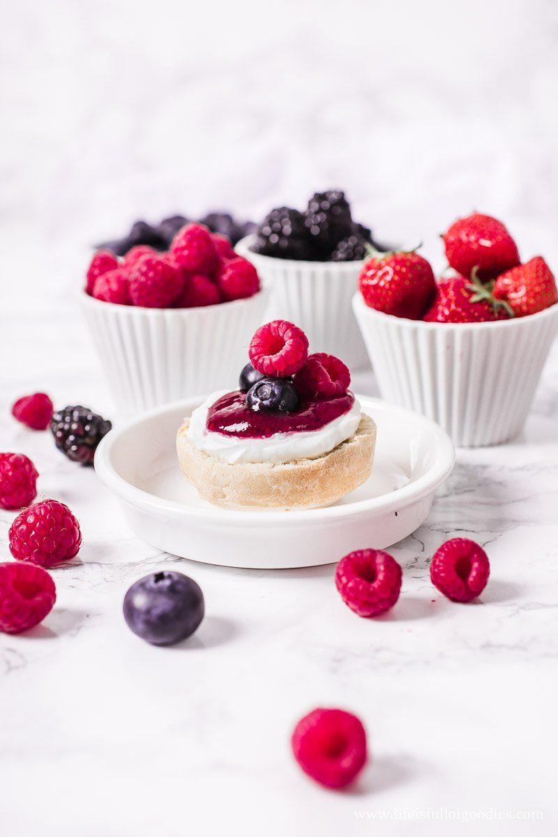 Beerenmarmelade - ein einfaches Grundrezept