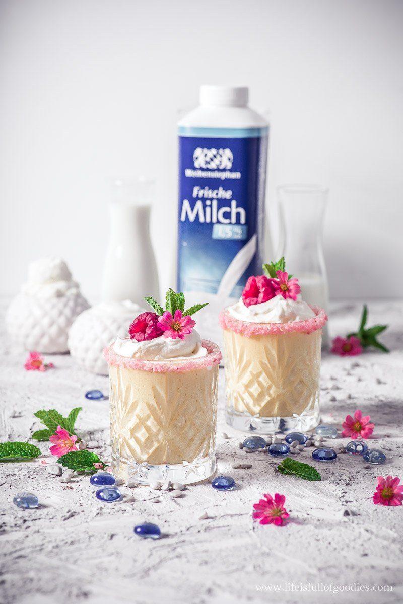 Mango Joghurt Milchshake