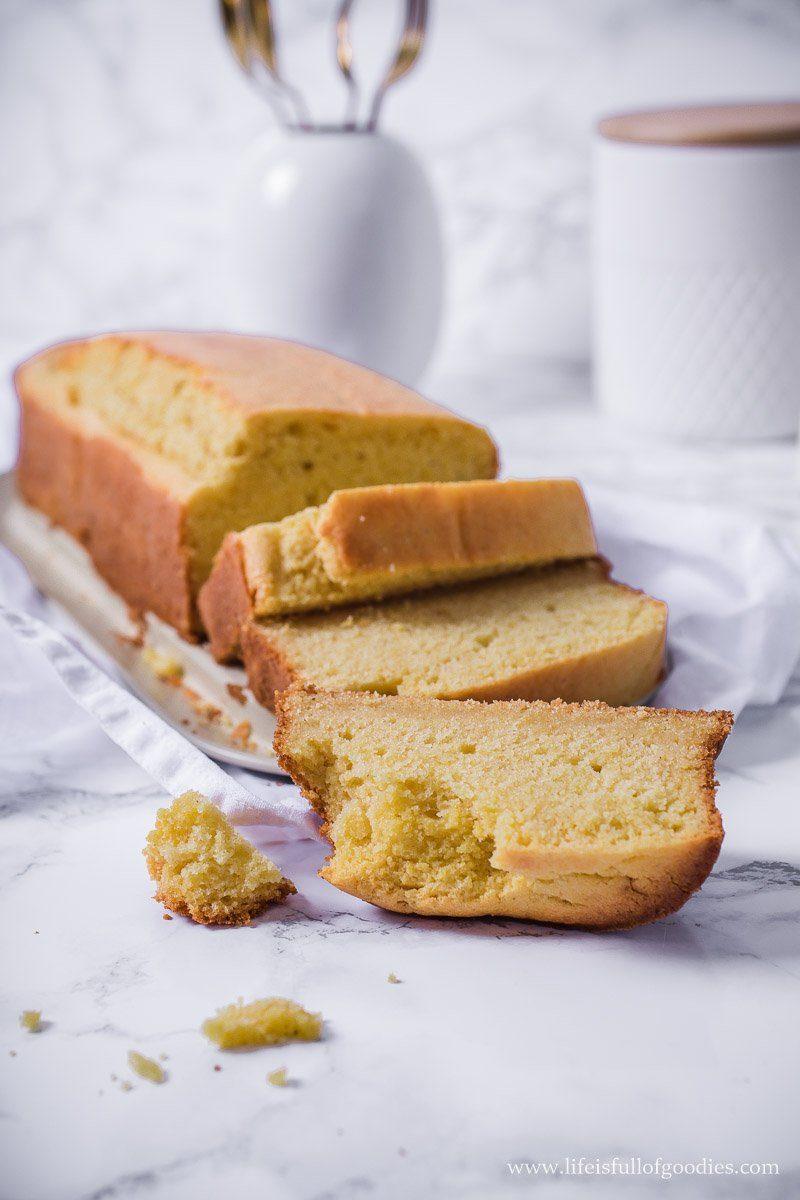 Süßes Maisbrot - Sweet Corn Bread