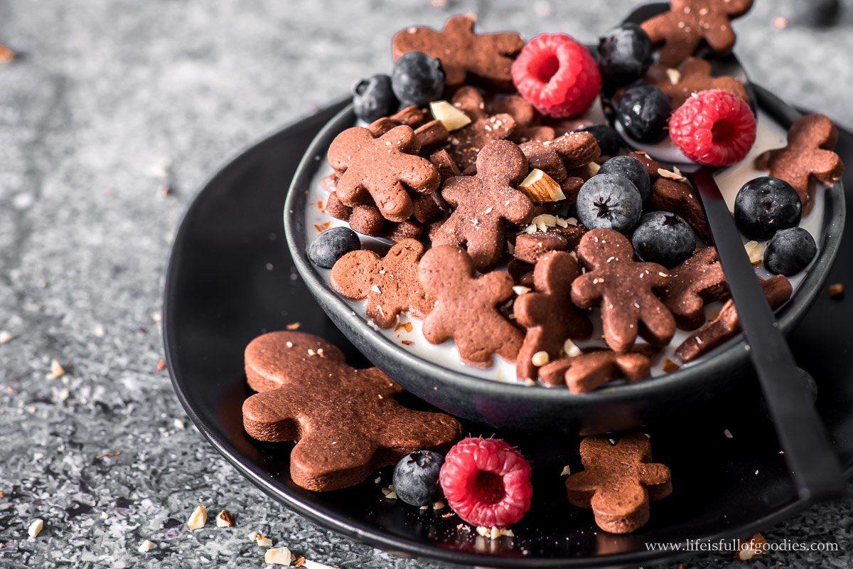 Lebkuchen Cereals - Ginger Bread Cereal