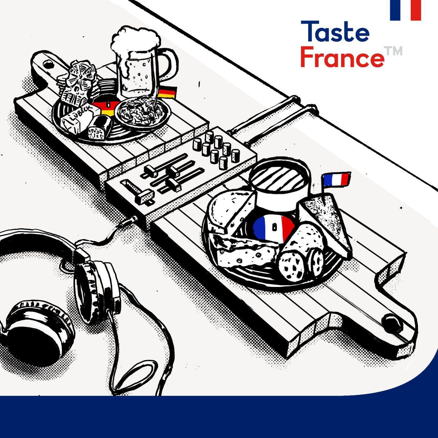 Französischer Käse - Live Tasting und eine Verlosung!