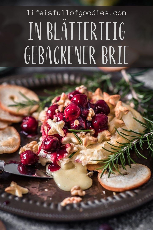Gebackener Brie