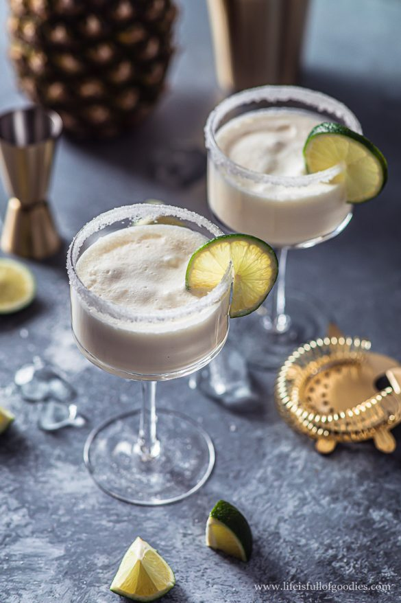 Royal Piña Colada