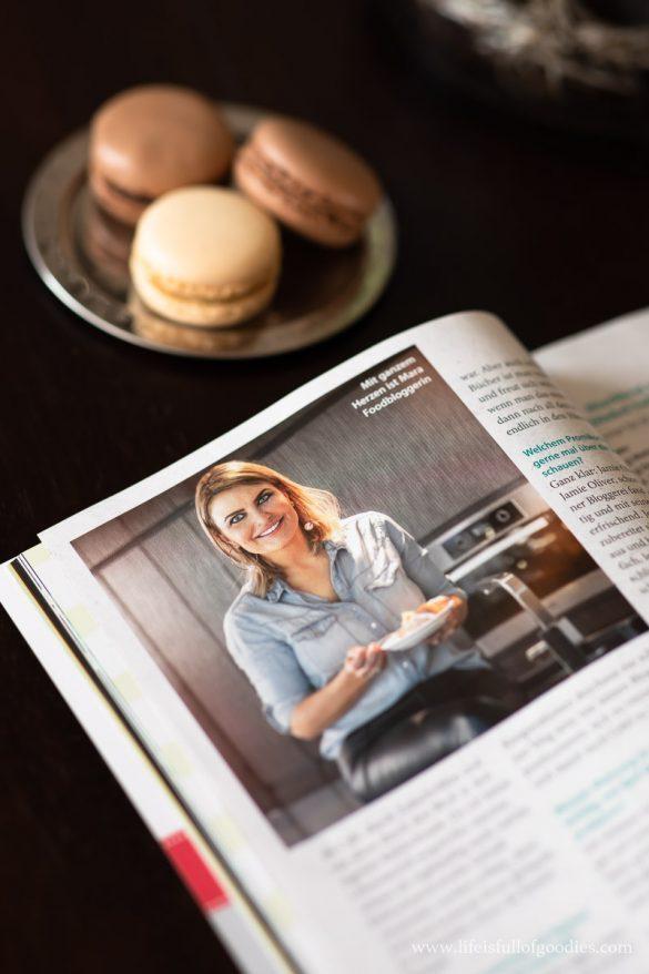 Interview mit mir im Ratgeber Frau und Familie