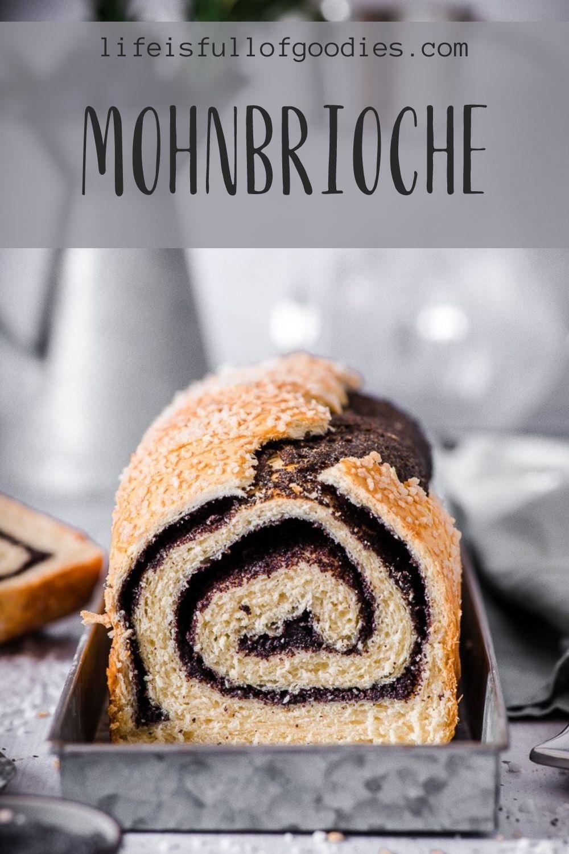 Mohnbrioche