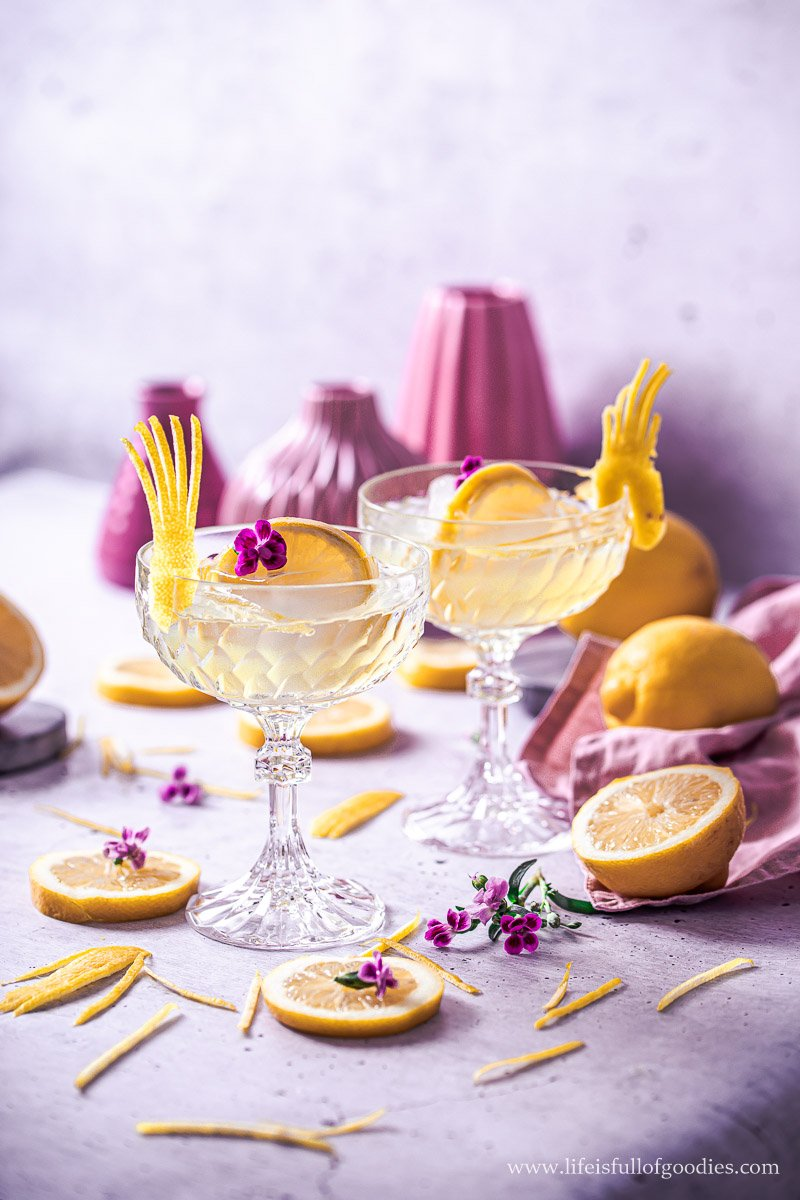 Lemon Tonic