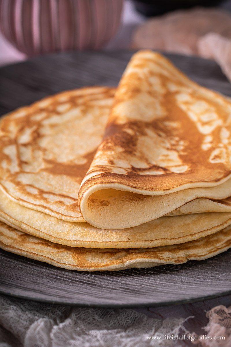 Die besten Pfannkuchen