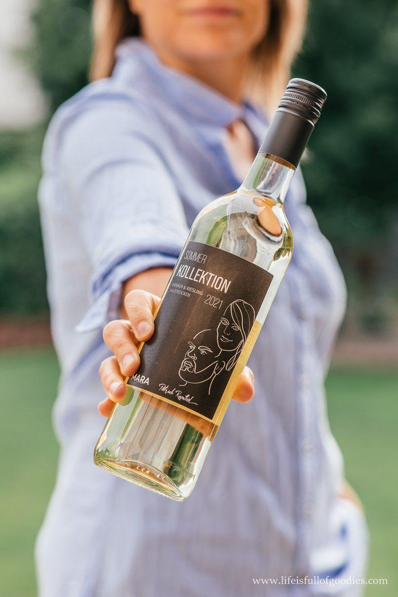 Unser erster eigener Wein! #SOMMERWEIN2021