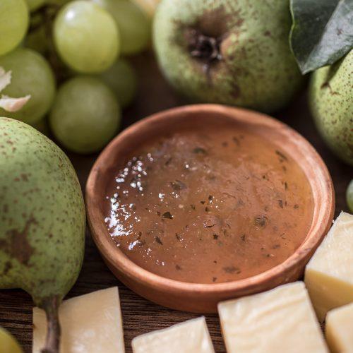 Apfel Zucchini Marmelade