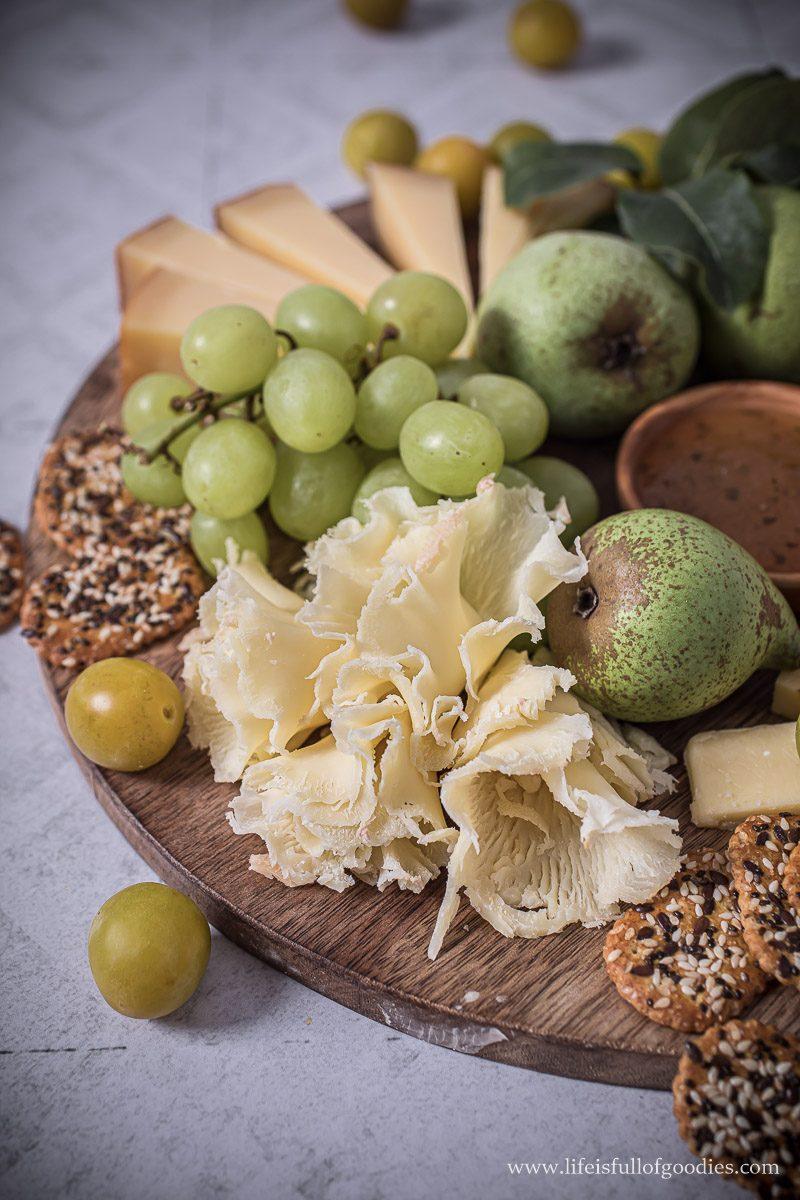 Schweizer Käse, eine Verlosung und eine Apfel Zucchini Marmelade